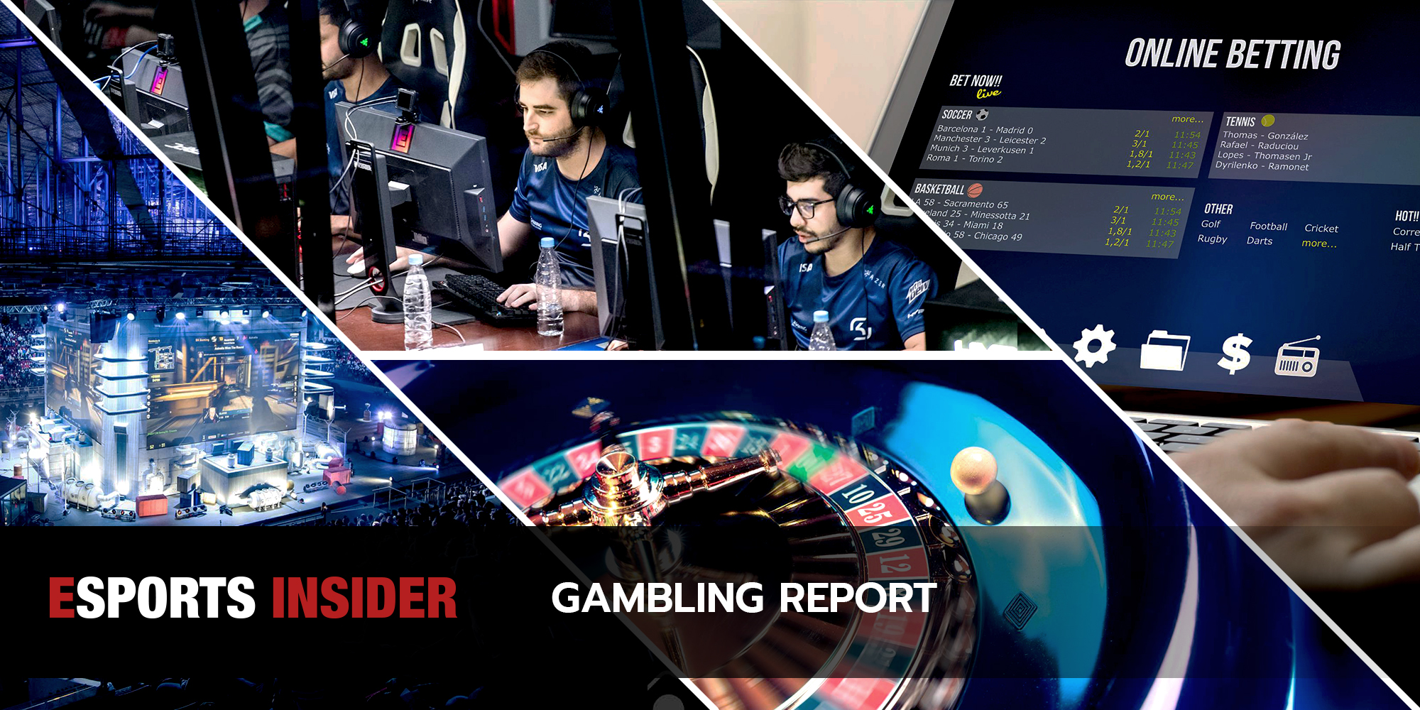 ESI Gambling Report: Pro-Gaming licenses and esports in