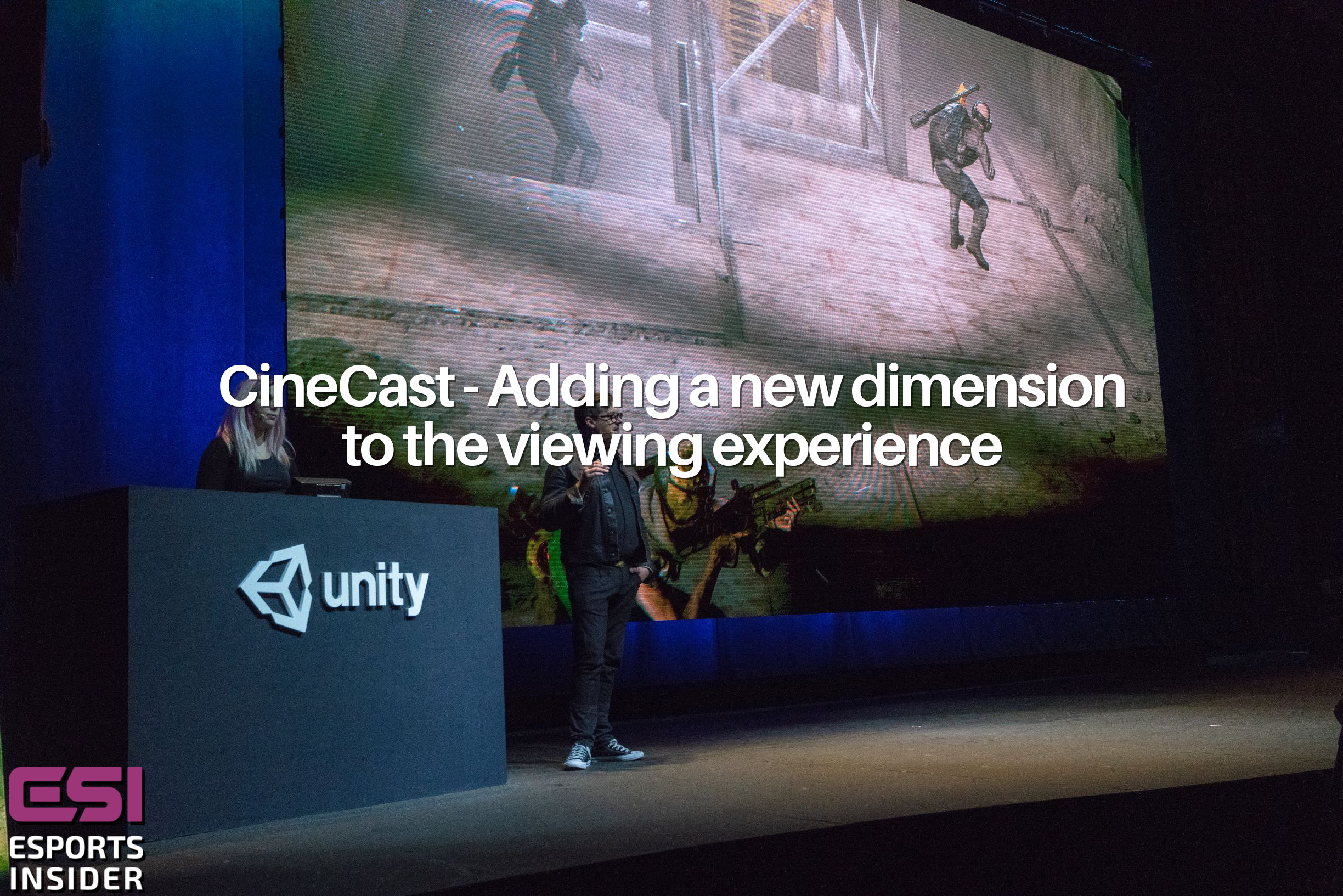 Adam Myhill – Unity Technologies – Adding a new dimension to