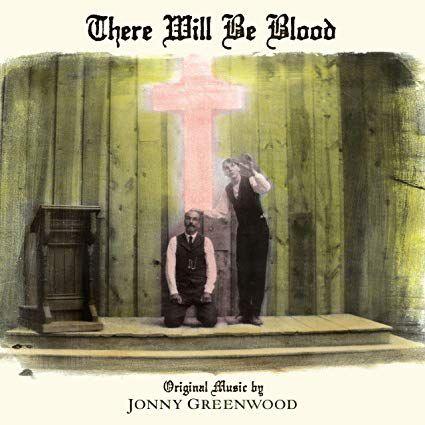There Will Be Blood Soundtrack art