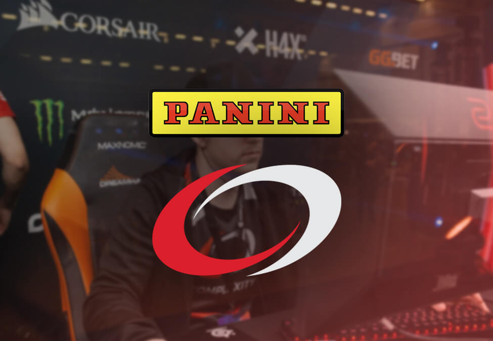 compLexity Gaming Panini
